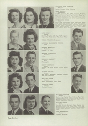 Page 16, 1944 Edition, Englewood High School - Pirate Log Yearbook (Englewood, CO) online yearbook collection