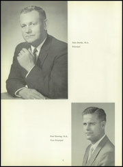 Page 12, 1959 Edition, Englewood High School - Pirate Log Yearbook (Englewood, CO) online yearbook collection