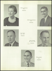 Page 13, 1959 Edition, Englewood High School - Pirate Log Yearbook (Englewood, CO) online yearbook collection