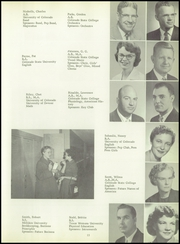 Page 17, 1959 Edition, Englewood High School - Pirate Log Yearbook (Englewood, CO) online yearbook collection