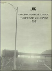Page 5, 1959 Edition, Englewood High School - Pirate Log Yearbook (Englewood, CO) online yearbook collection