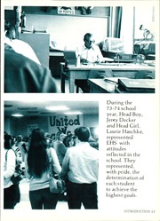Page 17, 1974 Edition, Englewood High School - Pirate Log Yearbook (Englewood, CO) online yearbook collection