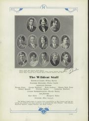 Page 16, 1931 Edition, Central High School - Wildcat Yearbook (Pueblo, CO) online yearbook collection