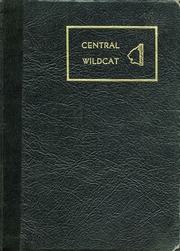 1935 Edition, Central High School - Wildcat Yearbook (Pueblo, CO)