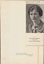 Page 15, 1936 Edition, Central High School - Wildcat Yearbook (Pueblo, CO) online yearbook collection