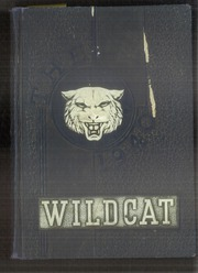 1940 Edition, Central High School - Wildcat Yearbook (Pueblo, CO)