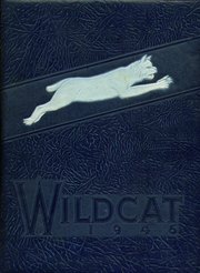 Page 1, 1946 Edition, Central High School - Wildcat Yearbook (Pueblo, CO) online yearbook collection