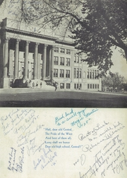 Page 5, 1946 Edition, Central High School - Wildcat Yearbook (Pueblo, CO) online yearbook collection