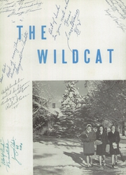 Page 6, 1946 Edition, Central High School - Wildcat Yearbook (Pueblo, CO) online yearbook collection