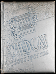 1949 Edition, Central High School - Wildcat Yearbook (Pueblo, CO)