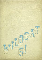Page 1, 1951 Edition, Central High School - Wildcat Yearbook (Pueblo, CO) online yearbook collection
