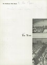Page 12, 1951 Edition, Central High School - Wildcat Yearbook (Pueblo, CO) online yearbook collection