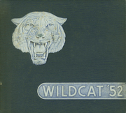 Page 1, 1952 Edition, Central High School - Wildcat Yearbook (Pueblo, CO) online yearbook collection