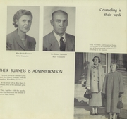 Page 15, 1952 Edition, Central High School - Wildcat Yearbook (Pueblo, CO) online yearbook collection