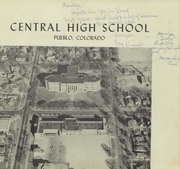 Page 9, 1952 Edition, Central High School - Wildcat Yearbook (Pueblo, CO) online yearbook collection