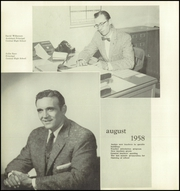 Page 14, 1959 Edition, Central High School - Wildcat Yearbook (Pueblo, CO) online yearbook collection