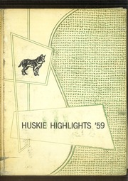 Page 1, 1959 Edition, Douglas County High School - Huskie Highlights Yearbook (Castle Rock, CO) online yearbook collection