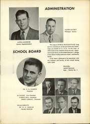 Page 7, 1959 Edition, Douglas County High School - Huskie Highlights Yearbook (Castle Rock, CO) online yearbook collection