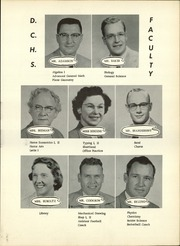 Page 9, 1959 Edition, Douglas County High School - Huskie Highlights Yearbook (Castle Rock, CO) online yearbook collection