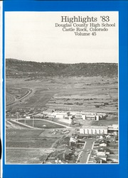 Page 5, 1983 Edition, Douglas County High School - Huskie Highlights Yearbook (Castle Rock, CO) online yearbook collection
