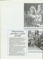 Page 10, 1986 Edition, Douglas County High School - Huskie Highlights Yearbook (Castle Rock, CO) online yearbook collection