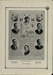 Page 13, 1924 Edition, Centennial High School - Bulldog Yearbook (Pueblo, CO) online yearbook collection