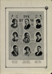 Page 15, 1924 Edition, Centennial High School - Bulldog Yearbook (Pueblo, CO) online yearbook collection