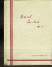 Page 1, 1937 Edition, Centennial High School - Bulldog Yearbook (Pueblo, CO) online yearbook collection