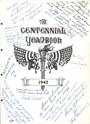 Page 5, 1942 Edition, Centennial High School - Bulldog Yearbook (Pueblo, CO) online yearbook collection