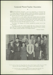 Page 14, 1943 Edition, Centennial High School - Bulldog Yearbook (Pueblo, CO) online yearbook collection
