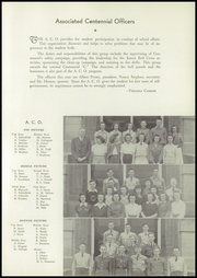 Page 15, 1943 Edition, Centennial High School - Bulldog Yearbook (Pueblo, CO) online yearbook collection