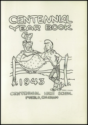 Page 5, 1943 Edition, Centennial High School - Bulldog Yearbook (Pueblo, CO) online yearbook collection
