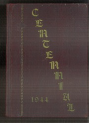 1944 Edition, Centennial High School - Bulldog Yearbook (Pueblo, CO)