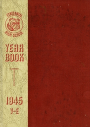 1945 Edition, Centennial High School - Bulldog Yearbook (Pueblo, CO)