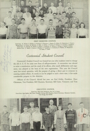 Page 16, 1947 Edition, Centennial High School - Bulldog Yearbook (Pueblo, CO) online yearbook collection