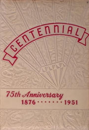 1951 Edition, Centennial High School - Bulldog Yearbook (Pueblo, CO)
