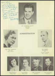 Page 13, 1952 Edition, Centennial High School - Bulldog Yearbook (Pueblo, CO) online yearbook collection