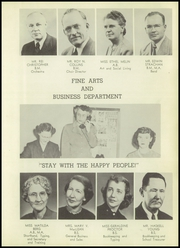 Page 15, 1952 Edition, Centennial High School - Bulldog Yearbook (Pueblo, CO) online yearbook collection