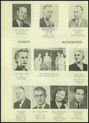 Page 16, 1952 Edition, Centennial High School - Bulldog Yearbook (Pueblo, CO) online yearbook collection