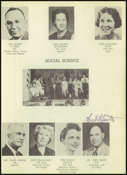 Page 17, 1952 Edition, Centennial High School - Bulldog Yearbook (Pueblo, CO) online yearbook collection