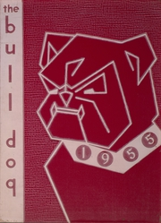 Page 1, 1955 Edition, Centennial High School - Bulldog Yearbook (Pueblo, CO) online yearbook collection