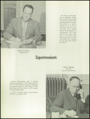 Page 10, 1955 Edition, Centennial High School - Bulldog Yearbook (Pueblo, CO) online yearbook collection