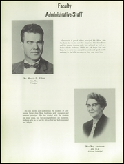 Page 12, 1955 Edition, Centennial High School - Bulldog Yearbook (Pueblo, CO) online yearbook collection