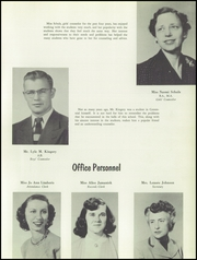 Page 13, 1955 Edition, Centennial High School - Bulldog Yearbook (Pueblo, CO) online yearbook collection