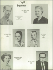 Page 14, 1955 Edition, Centennial High School - Bulldog Yearbook (Pueblo, CO) online yearbook collection