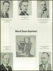 Page 16, 1955 Edition, Centennial High School - Bulldog Yearbook (Pueblo, CO) online yearbook collection