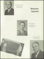 Page 17, 1955 Edition, Centennial High School - Bulldog Yearbook (Pueblo, CO) online yearbook collection