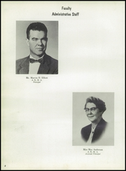 Page 12, 1956 Edition, Centennial High School - Bulldog Yearbook (Pueblo, CO) online yearbook collection