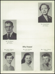 Page 13, 1956 Edition, Centennial High School - Bulldog Yearbook (Pueblo, CO) online yearbook collection