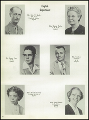 Page 14, 1956 Edition, Centennial High School - Bulldog Yearbook (Pueblo, CO) online yearbook collection